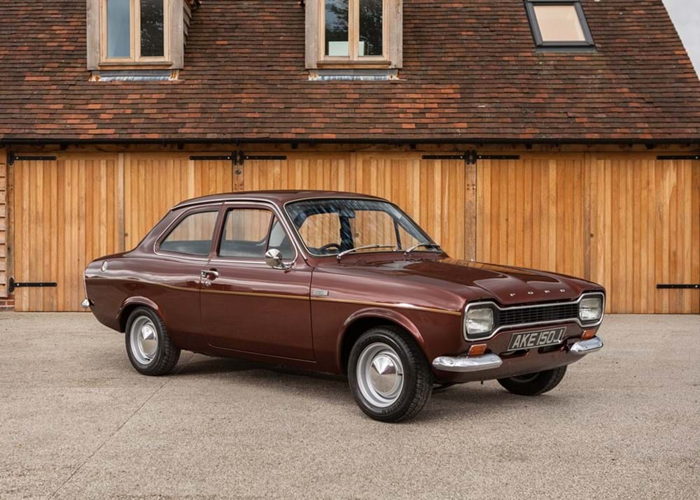 Lot 156 - 1971 Ford Escort Mk. I 'Twin Cam'
