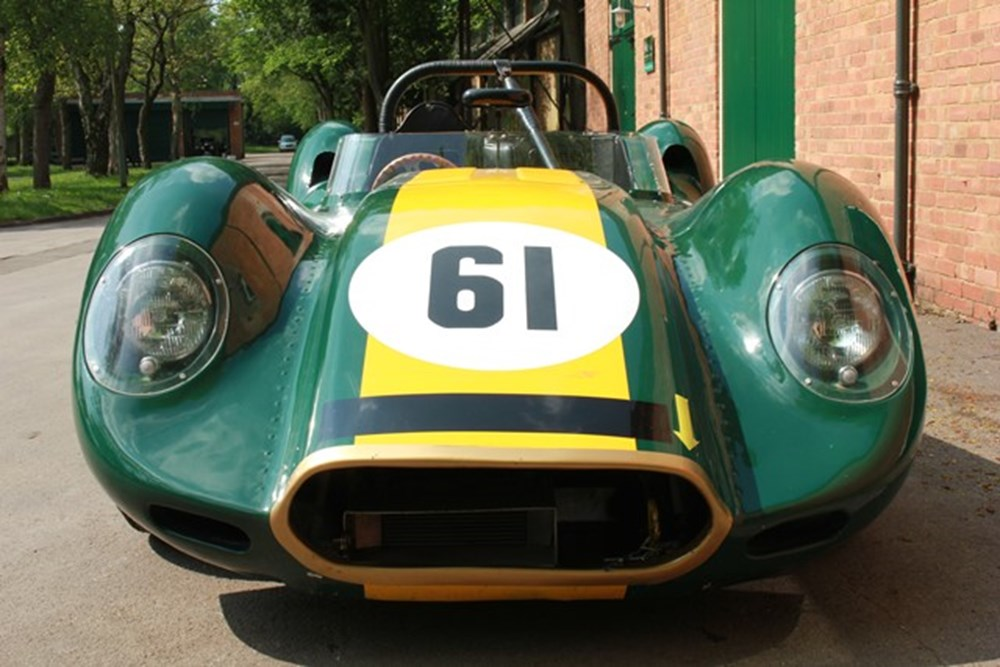 Lot 306 - 1956 Lister Knobbly Recreation