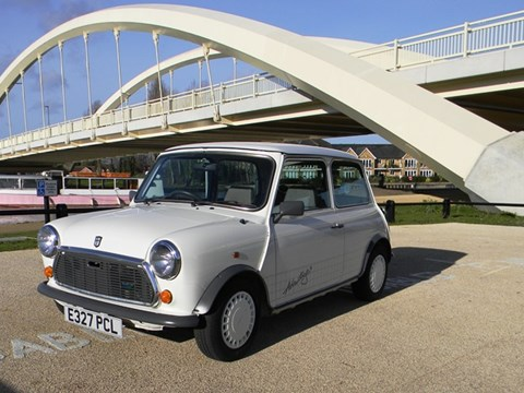 1987 Austin Mini Advantage