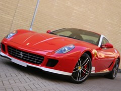 Navigate to Lot 278 - 2012 Ferrari 599 GTB F1 Alonso