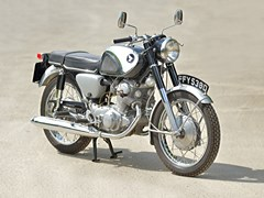 Navigate to Lot 104 - 1966 Honda CB72 250cc Super Sport