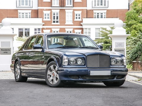 Ref 12 2000 Bentley Arnage (Red Label)