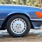 Ref 144 1989 Mercedes Benz 300 SL Roadster JT -