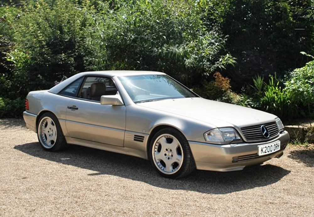 Lot 252 - 1992 Mercedes-Benz 300 SL Roadster *WITHDRAWN*
