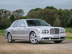 Navigate to Lot 232 - 2002 Bentley Arnage T