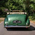 Ref 13 1950 Humber Super Snipe Mk. II Drophead Coupé by Tickford DG -