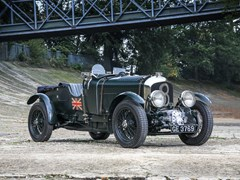 Navigate to Lot 263 - 1929 Bentley 4½ litre Open Tourer in the Vanden Plas style