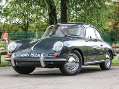 Navigate to Lot 207 - 1963 Porsche 356B Coupé