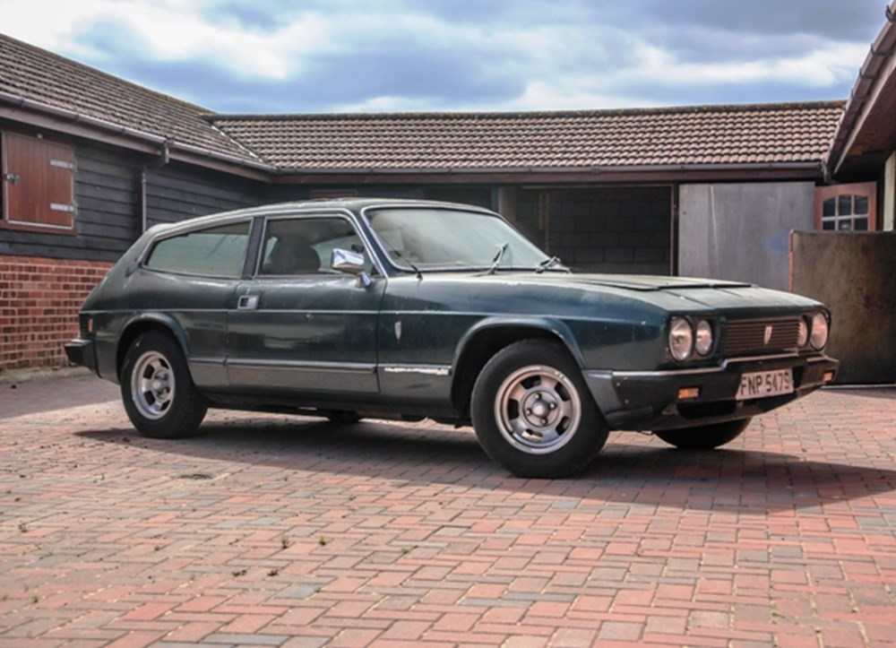 Lot 237 - 1978 Reliant Scimitar GTE (SE6A)