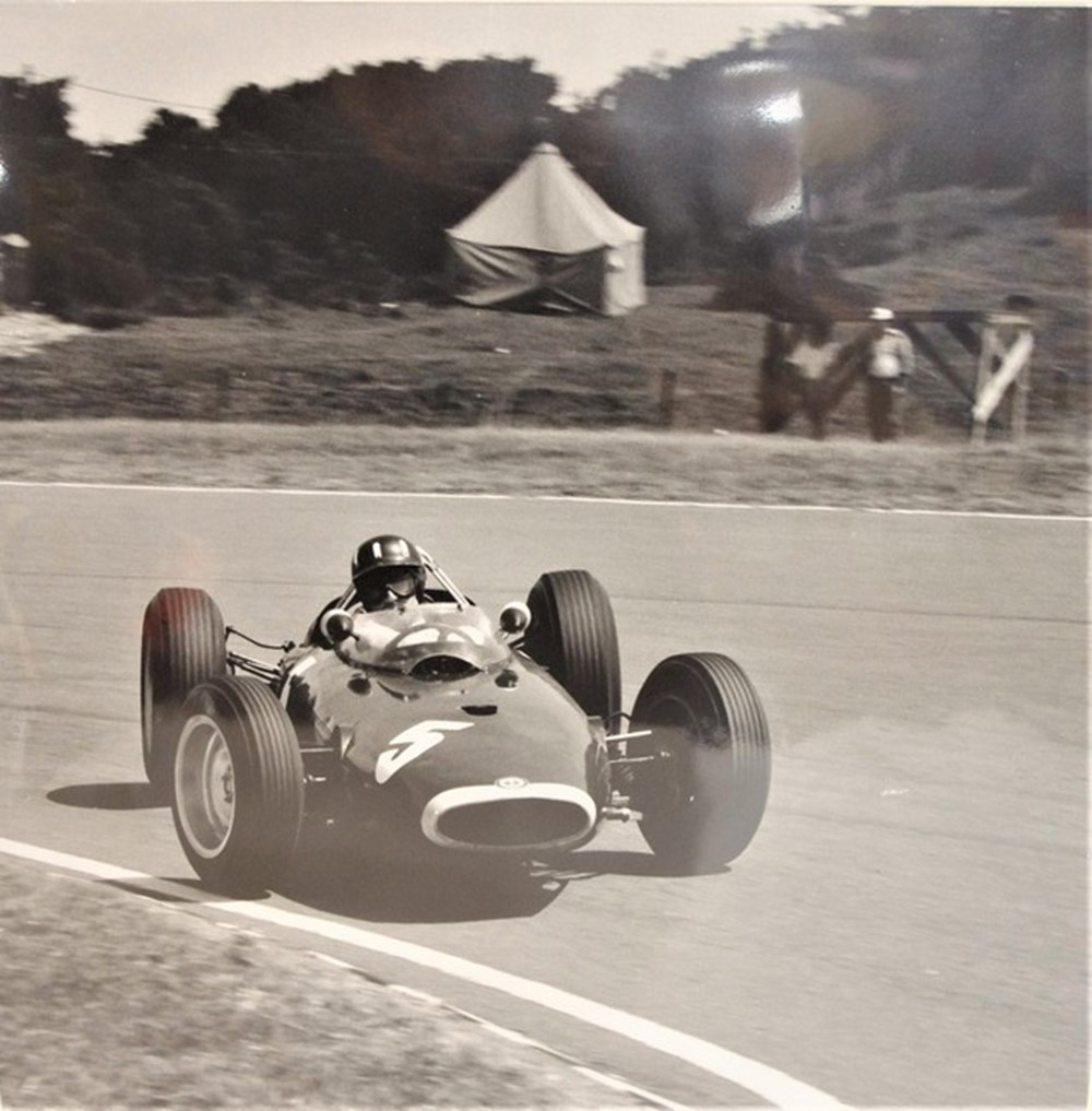 Lot 104 - John Surtees.