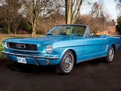 Navigate to Lot 250 - 1966 Ford Mustang Convertible (289ci)