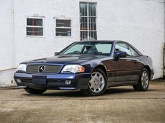 Navigate to Lot 161 - 1995 Mercedes-Benz SL 500