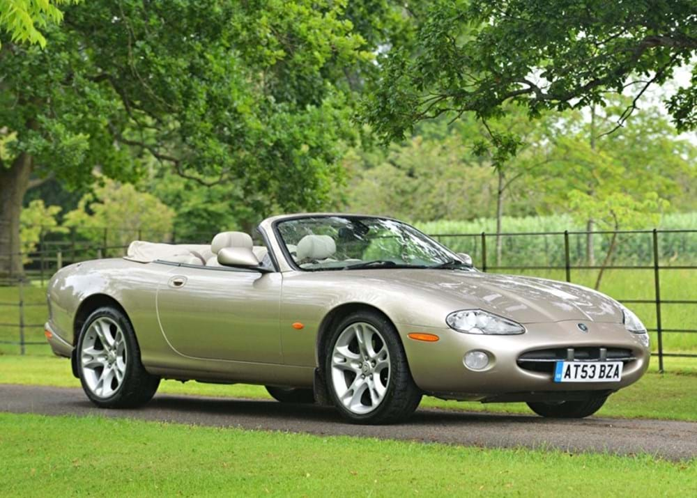 Lot 114 - 2004 Jaguar XK8