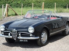 Navigate to Lot 135 - 1958 Alfa Romeo Giulietta Spider