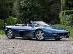Navigate to Lot 156 - 1993 Ferrari 348 Spider