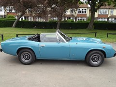 Navigate to Lot 292 - 1973 Jensen Healey Mk. I