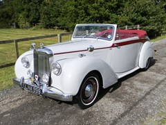 Navigate to Lot 252 - 1951 Alvis TA21 Three Position drophead by Tickford