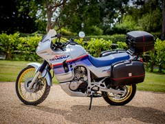 Navigate to Lot 102 - 2000 Honda Transalp XL600V '50th Anniversary'