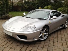 Navigate to Lot 228 - 1999 Ferrari 360 Modena