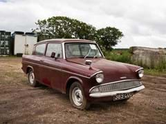 Navigate to Lot 268 - 1961 Ford Anglia 105E