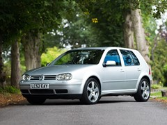 Navigate to Lot 263 - 2002 Volkswagen Golf Mk. IV V5 (170bhp)