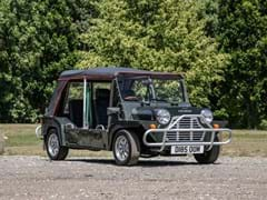 Navigate to Lot 280 - 1986 Mini Moke