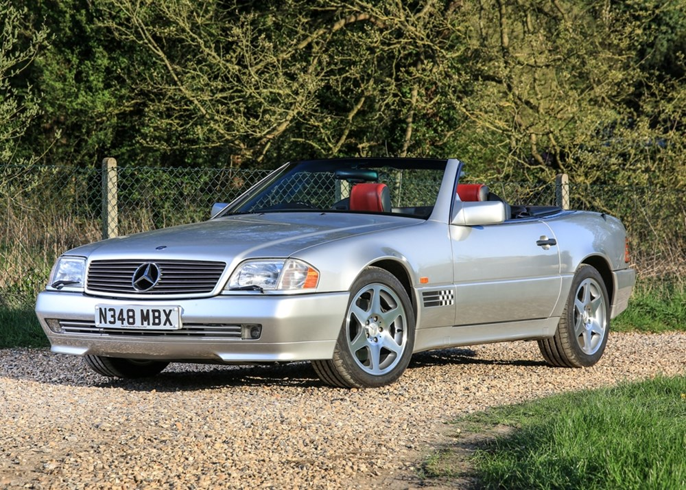 Lot 137 - 1995 Mercedes-Benz SL500 Mille Miglia