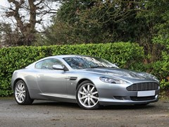 Navigate to Lot 237 - 2005 Aston Martin DB9 Coupé