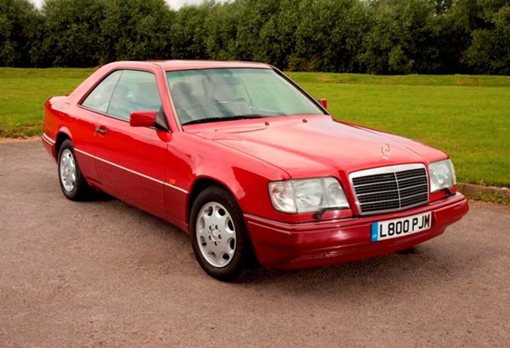REF 10 1994 Mercedes-Benz E320 Coupé