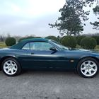 1999 Jaguar XK8 Convertible -