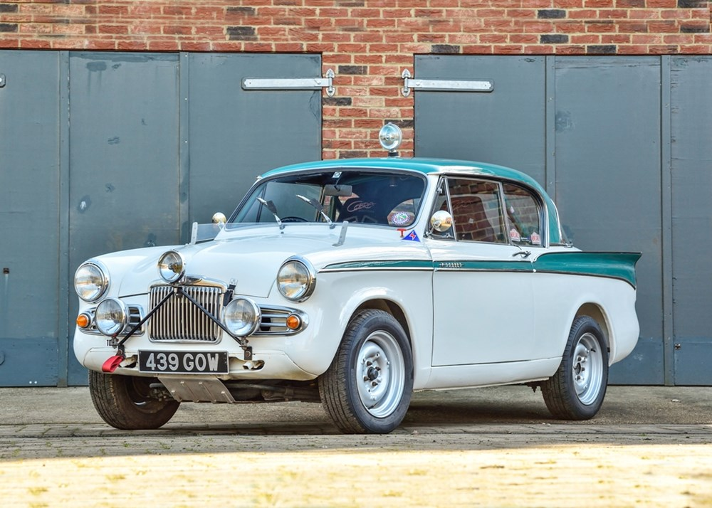 Lot 155 - 1959 Sunbeam Rapier Competition Coupé