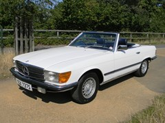 Navigate to Lot 236 - 1977 Mercedes-Benz 350SL