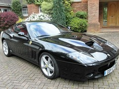 Navigate to Lot 299 - 2003 Ferrari 575M F1