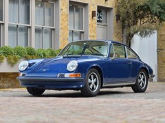 Navigate to Lot 198 - 1972 Porsche 911S (2.4 Litre)