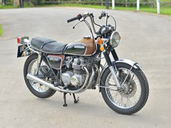 Navigate to Lot 105 - 1974 Honda CB550/4