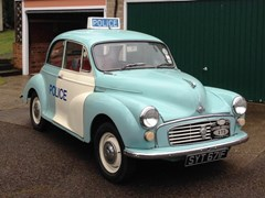 Navigate to Lot 255 - 1968 13000 Minor Police car