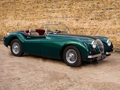 Navigate to Lot 198 - 1975 Jaguar XK120 by Aristocat