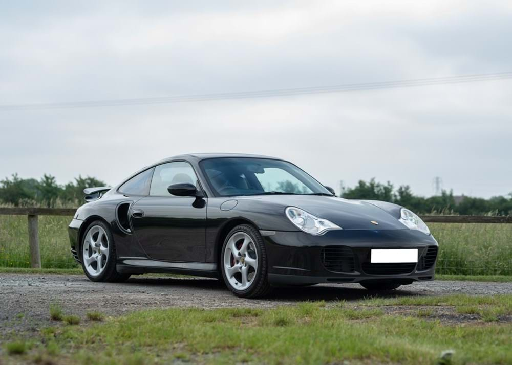 Lot 236 - 2001 Porsche 911 / 996 Turbo