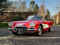 Navigate to Lot 204 - 1958 Chevrolet Corvette C1