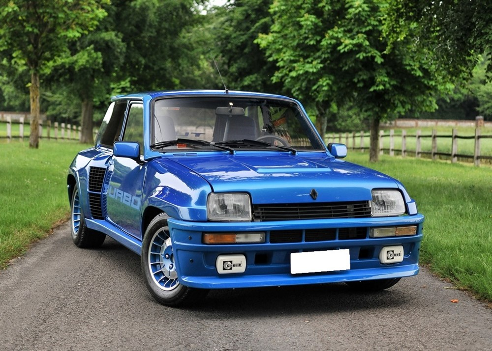 Lot 205 - 1981 Renault 5 Turbo 1
