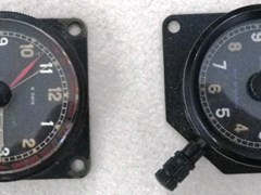 Navigate to Spitfire eight-day clocks