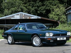 Navigate to Lot 216 - 1991 Jaguar XJS V12 Le Mans Limited Edition