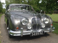 Navigate to Lot 232 - 1968 Jaguar 340 Saloon to Mk. II (3.8 litre, M/OD) Specification