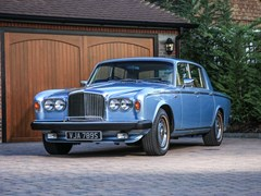 Navigate to Lot 240 - 1978 Bentley T2