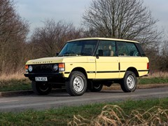 Navigate to Lot 309 - 1979 Range Rover Suffix F 'Two-door'