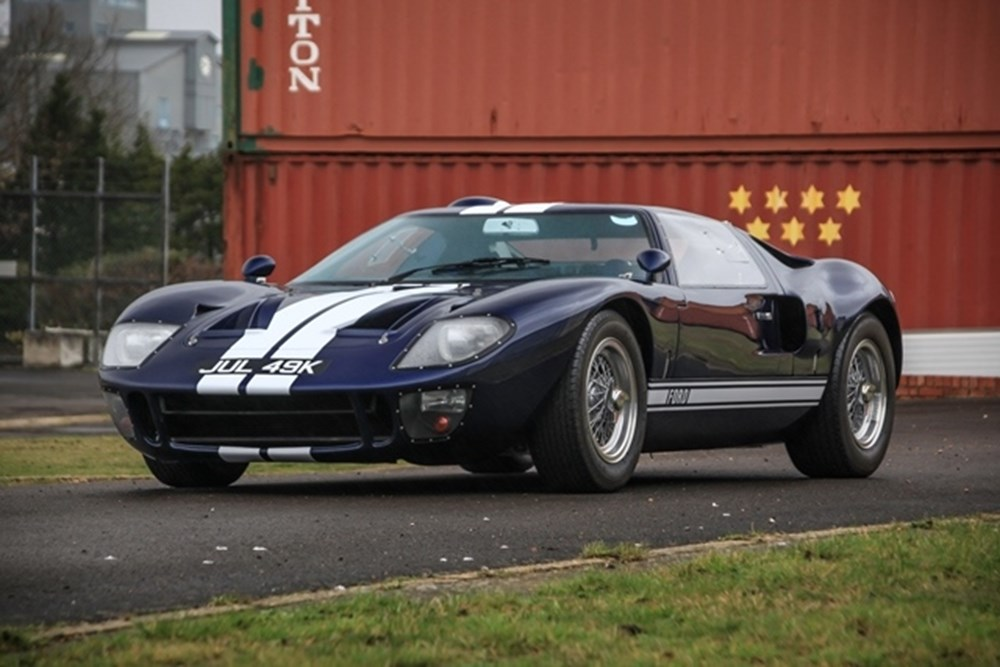 Lot 246 - 1969 Ford GT40 Mk. I Recreation