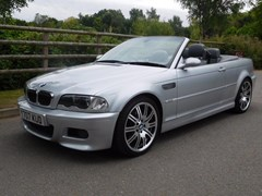 Navigate to Lot 313 - 2001 BMW M3 Convertible