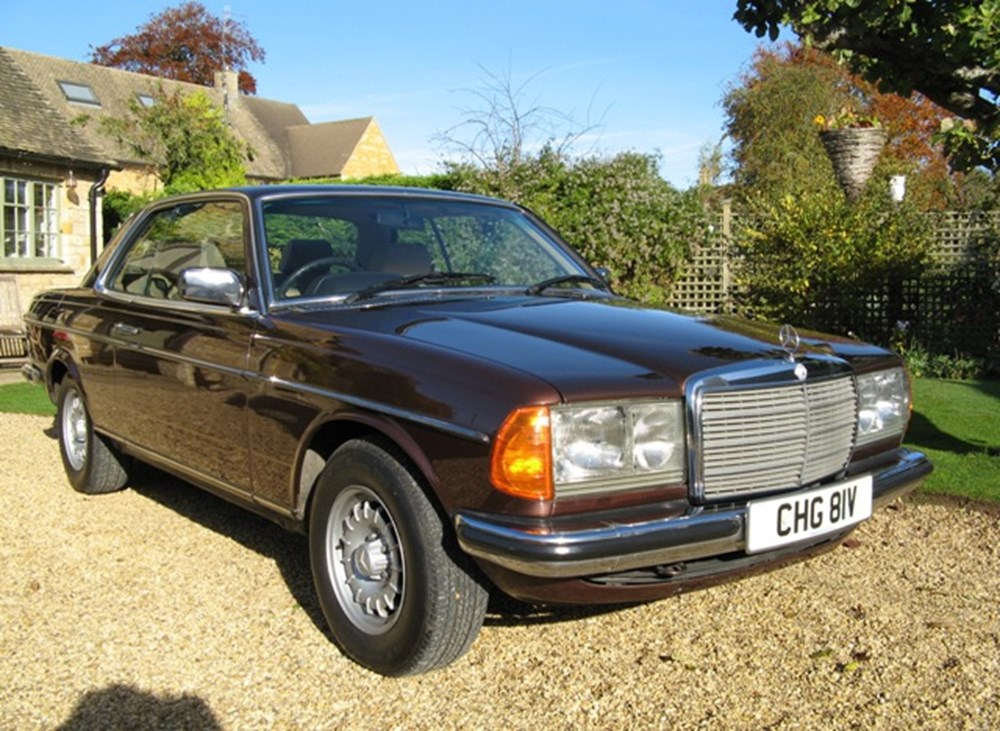 Lot 118 - 1980 Mercedes-Benz 280 CE