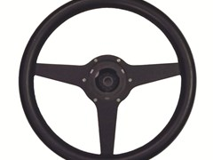 Navigate to Astrali leather steering wheel