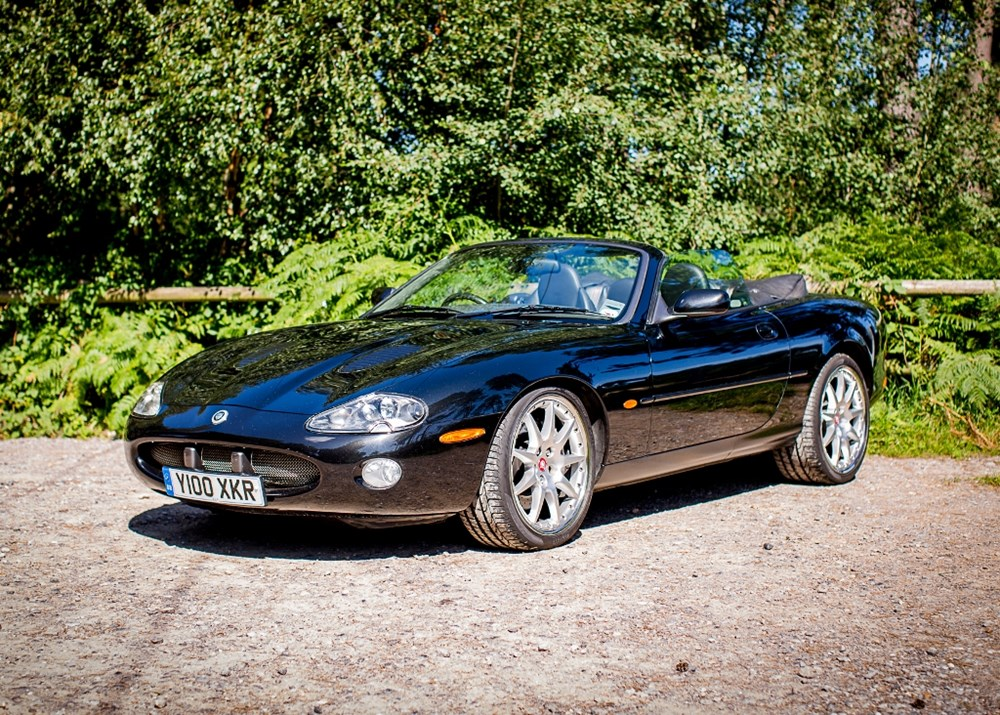 Lot 258 - 2001 Jaguar XKR 100